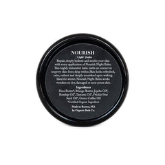 Nourish Night Face Balm