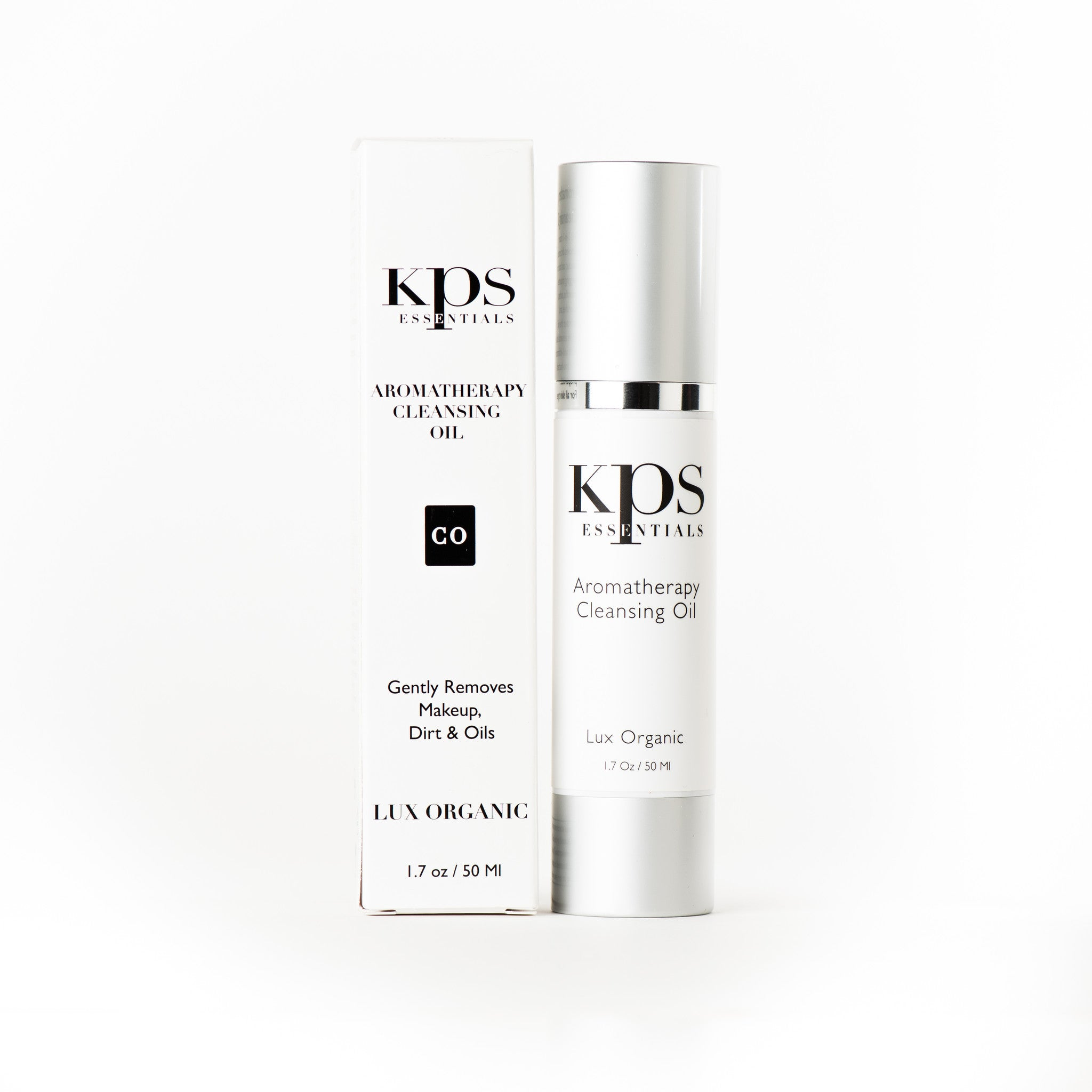 KPS Essentials Aromatherapy Cleansing Oil
