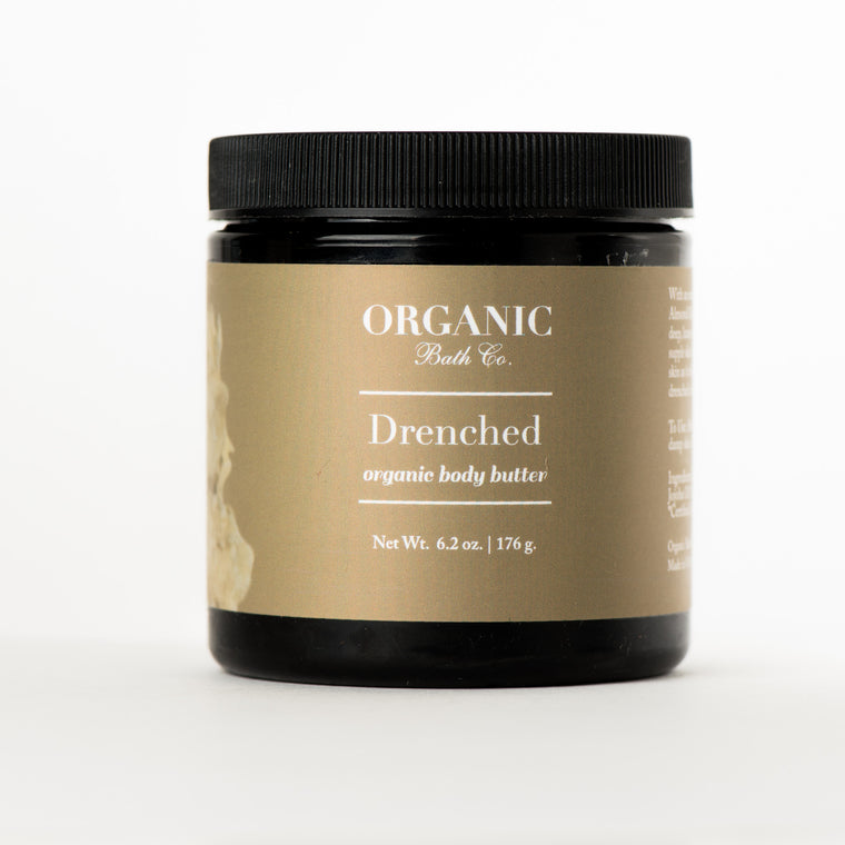 Drenched Organic Body Butter