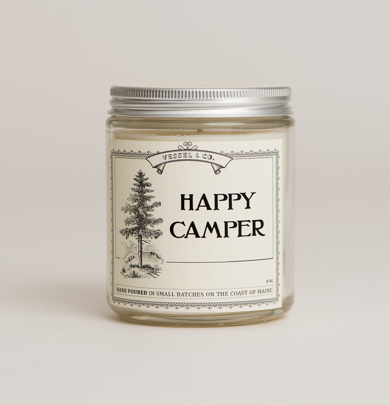 Happy Camper Candle