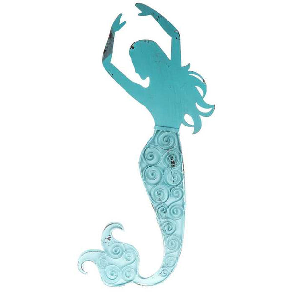 Large Mermaid Wall Hanging