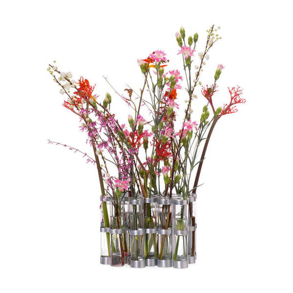 Designer Avril Test Tube Vase - Boho Bohemian Decor
