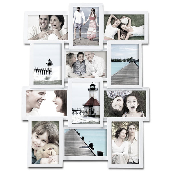 12 Photo Display Collage Wall Frame-GoGetGlam