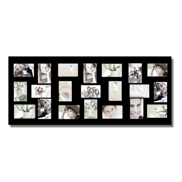 21 Photo Display Collage Wall Frame-GoGetGlam