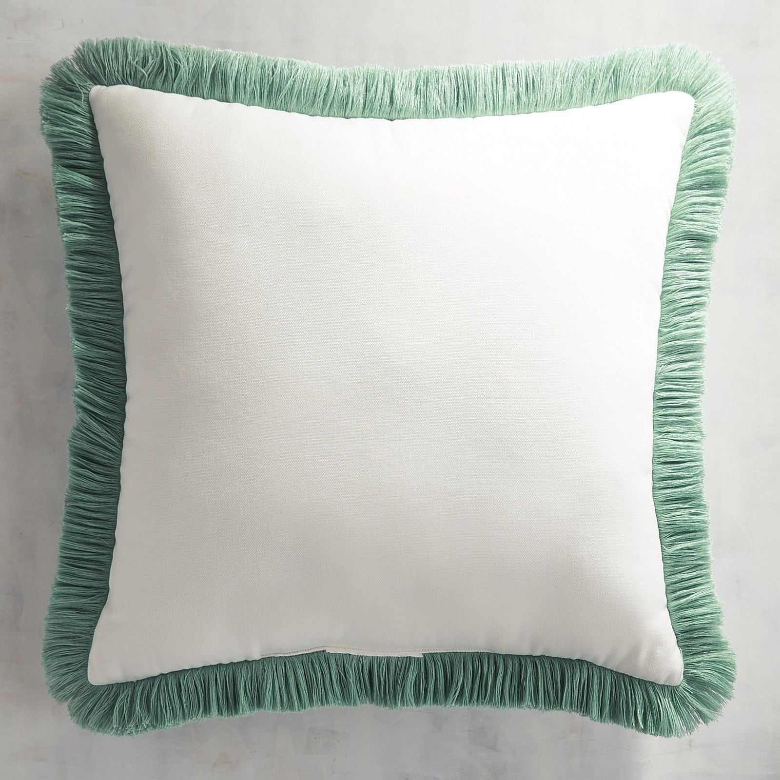 Embroidered Damask Maui Pillow-GoGetGlam