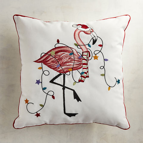 LED Light-Up Flamingo PIllow-GoGetGlam