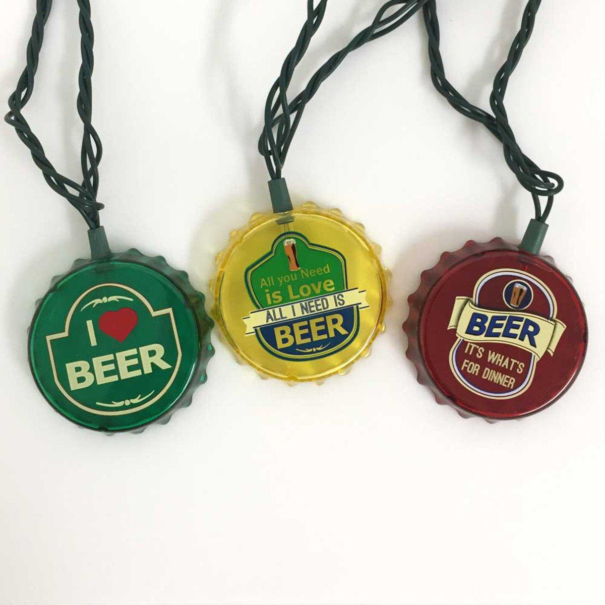 Brew Cap Party String Lights-GoGetGlam