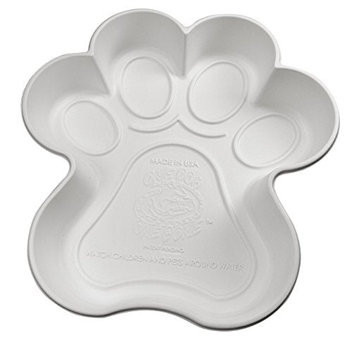 Paw Shaped Play Pool for Dogs - GoGetGlam Boho Style