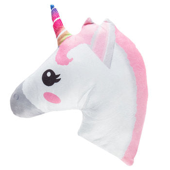 Magical Unicorn Plush Pillow Toy - GoGetGlam Boho Style
