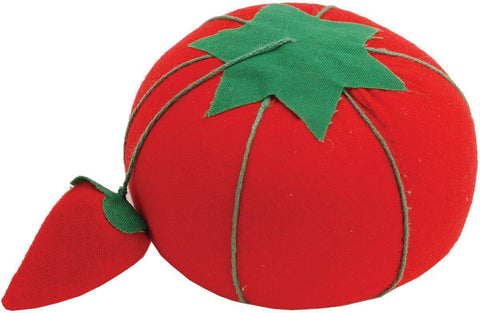 Tomato Push Pin Cushion with Emery-GoGetGlam