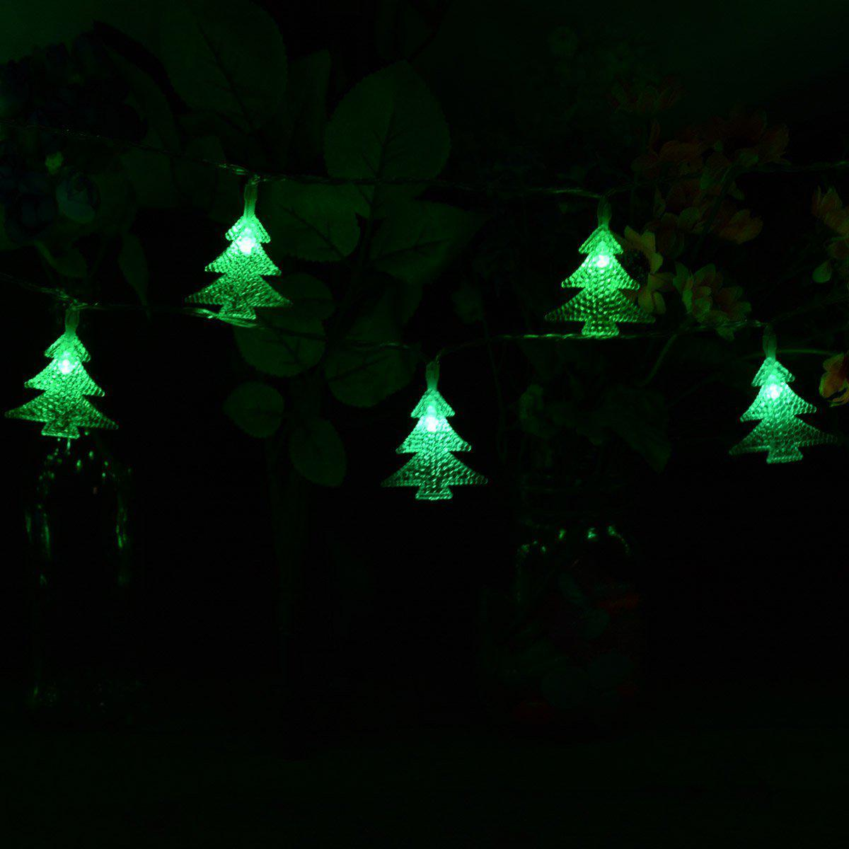 50 LED Twinkle Christmas Tree Battery String Lights-GoGetGlam