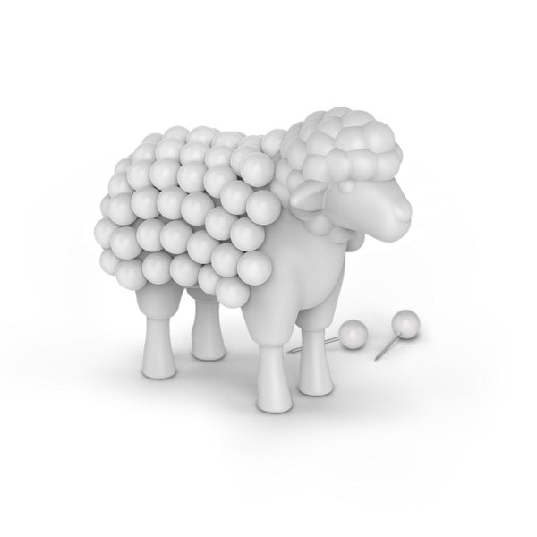 STUCK ON EWE Sheep Push Pin Holder-GoGetGlam