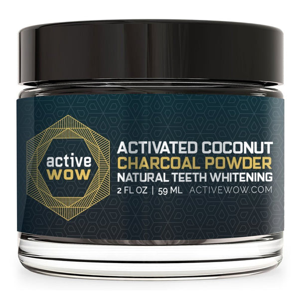Organic Teeth Whitening Charcoal Powder Toothpaste-GoGetGlam