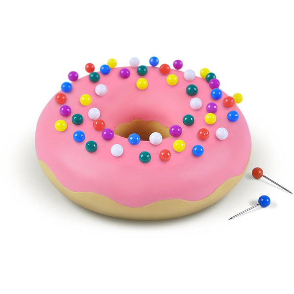 Desk Donut Push Pins Holder-GoGetGlam