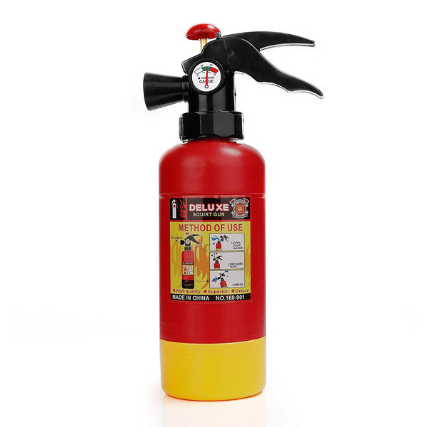 Toy Fire Extinguisher Water Gun-GoGetGlam