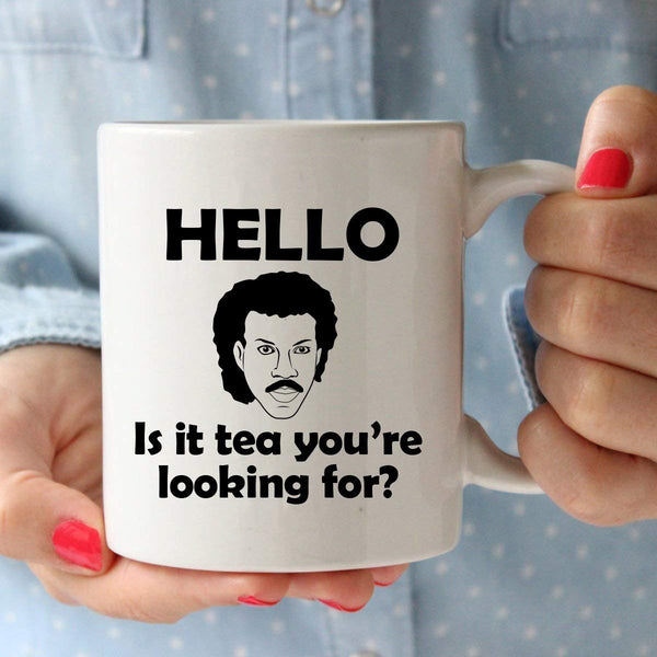 Is It Tea You're Looking For Coffee Tea Cup Mug - GoGetGlam Boho Style