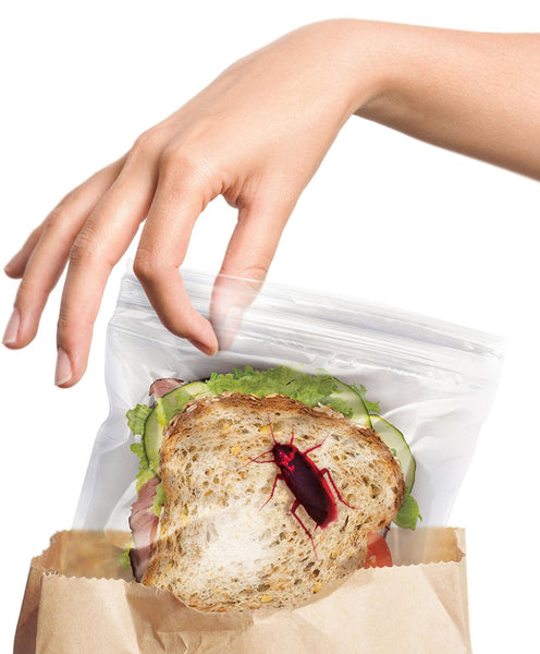 Lunch Bugs Plastic Sandwich Bags - GoGetGlam Boho Style