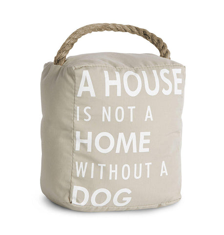 Canvas Witty Sayings-Pet Theme Door Stoppers-GoGetGlam