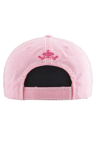 Mom Life Washed Vintage Ball Cap-GoGetGlam