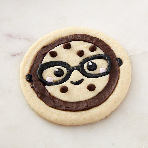 Nerd Geek Cookie Stamp Cutter