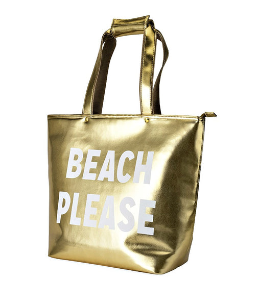 Gold Beach Please Insulated Party Carrier Tote