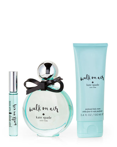 KATE SPADE Walk On Air 3-Piece Fragrance Gift Set - GoGetGlam Boho Style