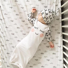 Baby Infant Sleepy Face Sleep Sack-GoGetGlam