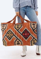 The South By Southwest Boho Weekender Tote Bag