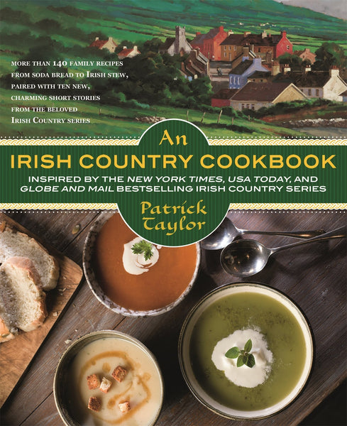 An Irish Country Cookbook: More Than 140 Family Recipes + Stories - GoGetGlam Boho Style
