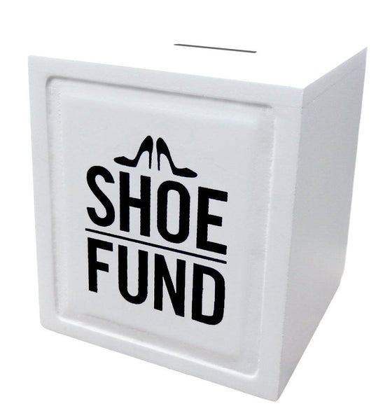 Bag or Shoe Fund Piggy Banks-GoGetGlam