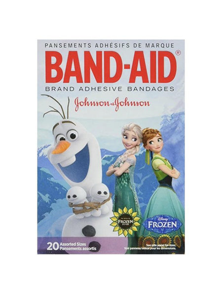 Band-Aid® Frozen Movie Bandages-GoGetGlam