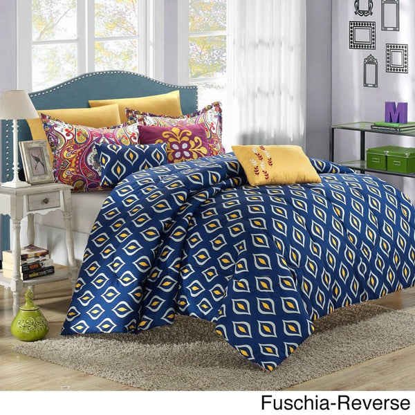 Belle of Bombay Boho 8PC Comforter Set-GoGetGlam