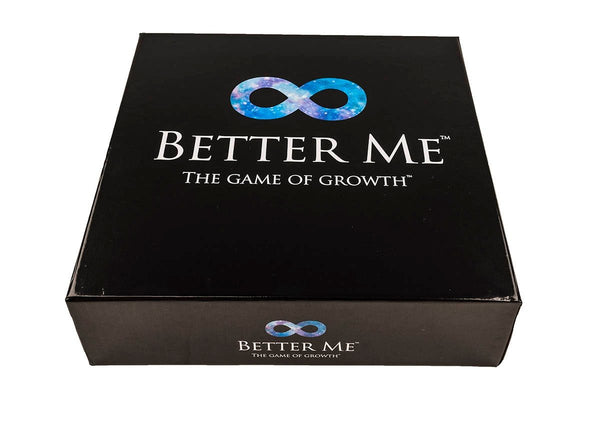 Better Me - the Game of Growth, Friendship & Relationships-GoGetGlam