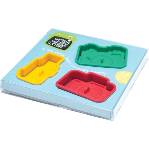 Camera Cookie Cutter Set-GoGetGlam