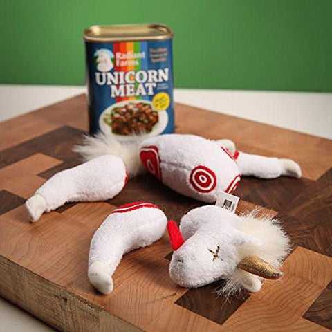 Canned Unicorn Meat Gag Gift-GoGetGlam
