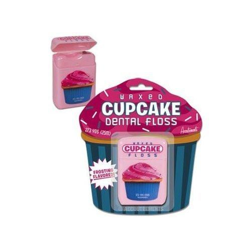 Cupcake Flavored Dental Floss - GoGetGlam Boho Style