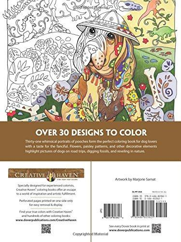 Dazzling Dogs Coloring Book For Adults Previous