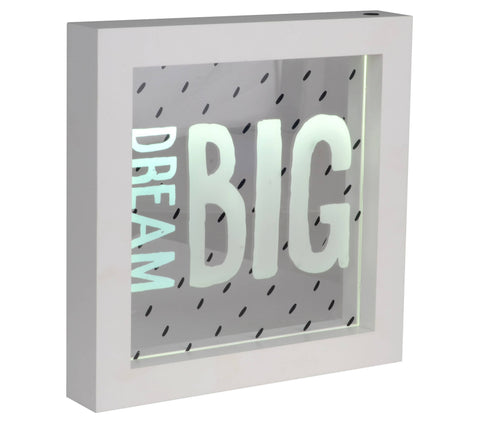 Dream Big Light Box-GoGetGlam