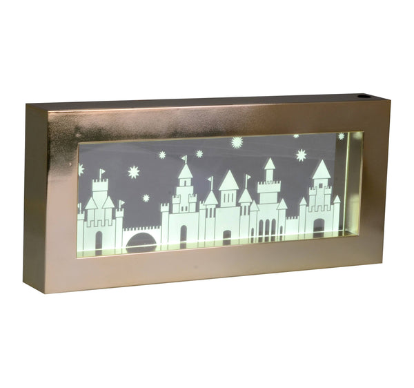 Fairytale Castles Light Box-GoGetGlam