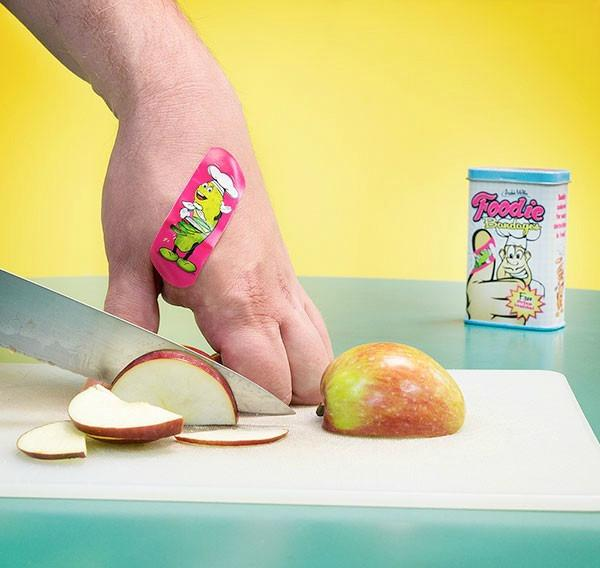 Feel Better Foodie Adhesive Band-Aids-GoGetGlam