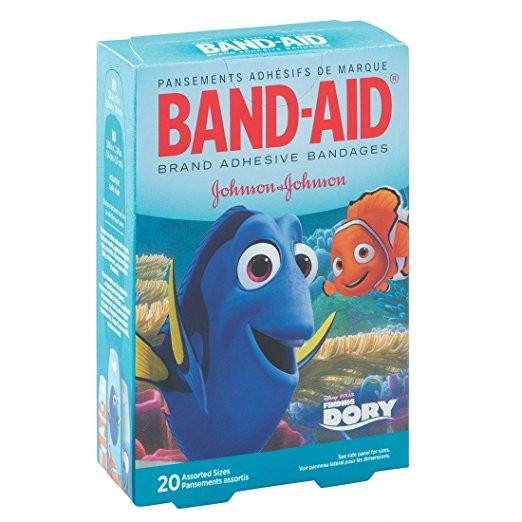 Finding Dory Band-Aid Bandages-GoGetGlam