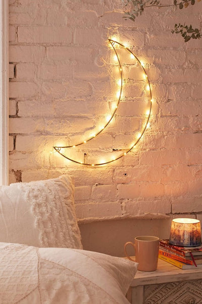 Firefly Fairy String LED Copper Plug In Lights w/ Remote-GoGetGlam