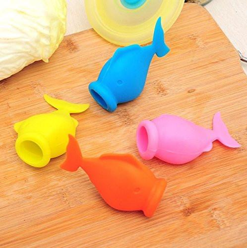 Fish Shaped Squeeze Egg Separator-GoGetGlam