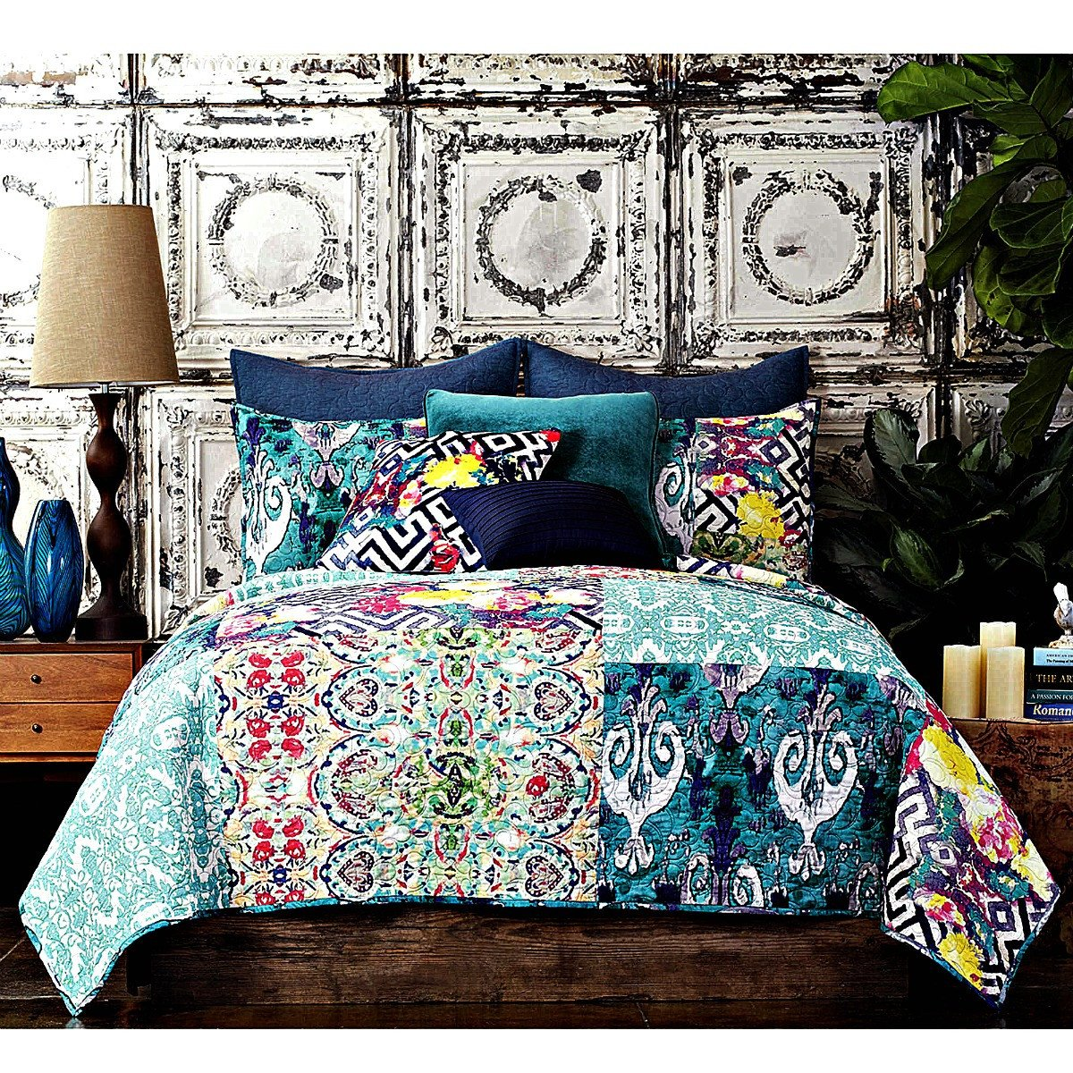 duvet bedding dp dodou com cover amazon kitchen queen home set style boho comforter bohemian