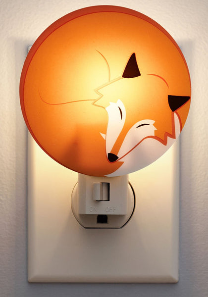 Foxy Fox Night Light-GoGetGlam
