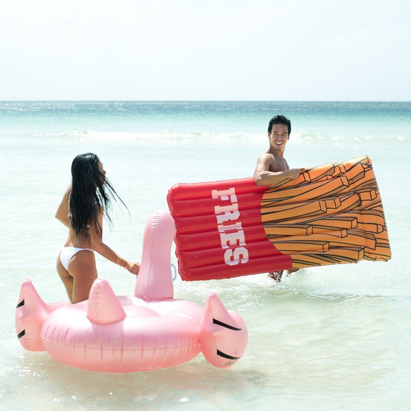 French Fries Food Inflatable Swimming Pool Float-GoGetGlam