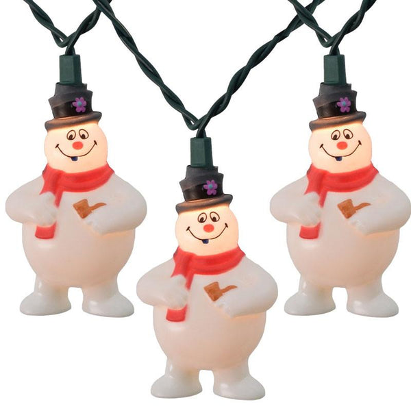 Frosty The Snowman Set of 10 String Lights-GoGetGlam