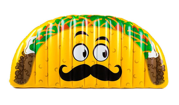 Giant Taco Pool Float-GoGetGlam