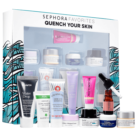 Sephora Favorites Quench Your Skin Moisture Kit