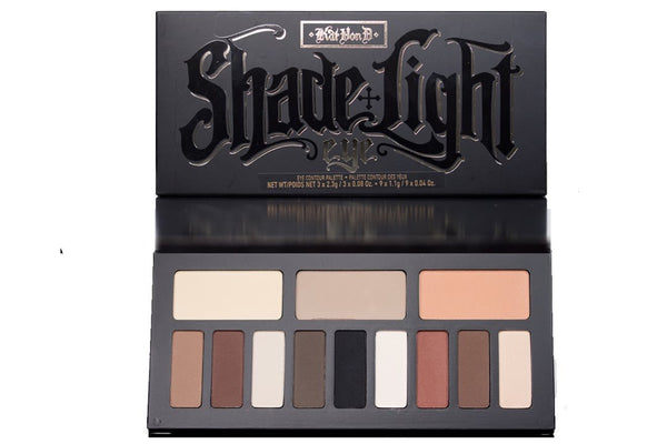 Kat Von D Shade & Light Eyeshadow Contour Palette Collection-GoGetGlam